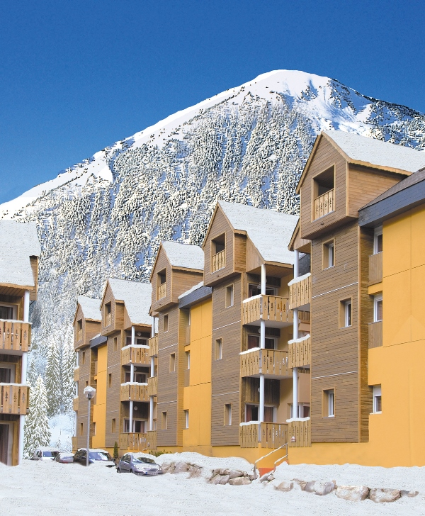 Lagrange immobilier residence cauterets montagne for Site achat immobilier