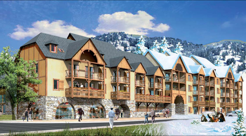 lpc residence luchon ii montagne lmnp scellier bouvard fiche produit montagne. Black Bedroom Furniture Sets. Home Design Ideas